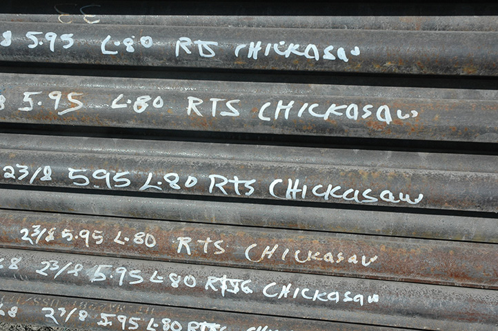 Chickasaw medium size pipe