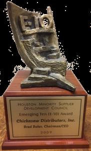Award Trophy - E-10